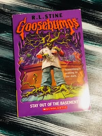 Goosebumps: Stay Out Of The Basement Alexandria, 22304