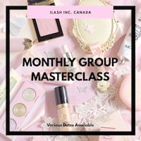 ✨Beauty Group Masterclasses✨ Brampton