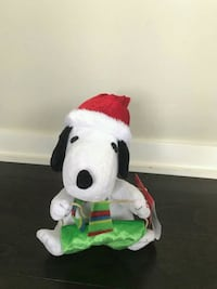Dancing Snoopy Toy