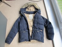 Ralph Lauren Denim & Supply jacka parkas dam strl XS Stockholm, 168 63