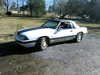 Ford - Mustang - 1988 Trumbull