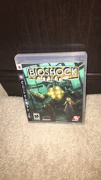 Bioshock playstation 3 game Pasadena, 21122