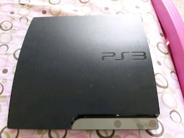 PS3 console an games