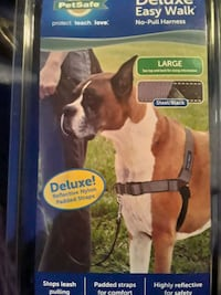 Deluxe no-pull harness