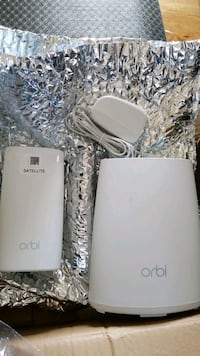 ORBI wifi router and satellite RBR40 & RBW30 netgear North Bethesda, 20852