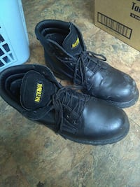 Black size 11 work boots Pittsburgh, 15206