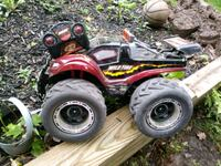 red and black ATV RC  Marion, 43302