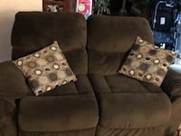 Couch and love seat obo 357 mi