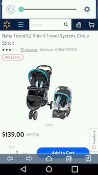 Carseat, Base, Stroller and 2in1 Swing and Bouncer Polkville