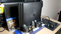PS4 Pro 1TB, 3 games, 2 controllers, and more Woodbridge, 22192