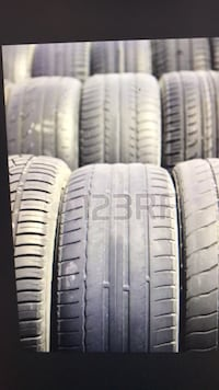 """Tires: 16"""" and 18"""", will Deliver ! Annandale"""