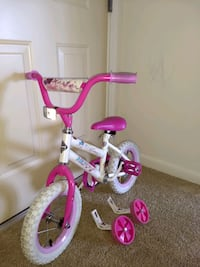 "Huffy 12"" girls bike"