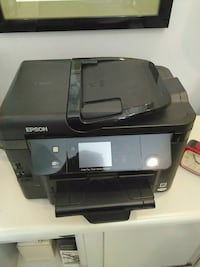 Epson WF3540 wifi copy,fax,scan,printer Las Vegas, 89117