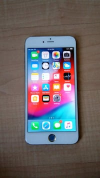 white iPhone 6 Plus with the case Jersey City, 07307