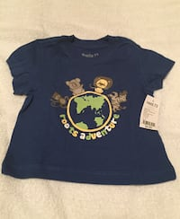 Roots Shirt (3-6 months) Vancouver, V5R