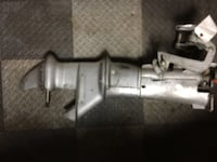 Johnson CD 12.   5.5hp Outboard /Complete lower unit Olney, 20832