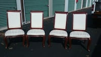 (4) Large Formal Dining Room Chairs  Virginia Beach, 23455