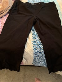 Women's Black Pull on Dress Pants Surrey, V4N 3J4