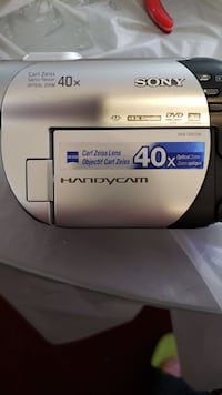 SONY MIN DVD CAMCORDER LIKE NEW