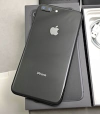 jet black iPhone 7 plus with box Falls Church, 22041