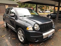 2007 Blue Jeep Compass Federal Way, 98023
