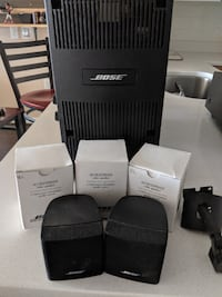 Bose Surround sound  43 km