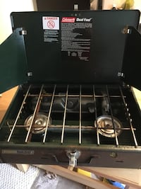 black and gray gas grill 45 km
