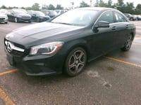 Mercedes - CLA - 2014 - Low km - Loaded - pan roof Toronto, M6A 2T9