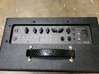 black and gray Fender guitar amplifier San Francisco, 94134