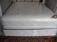 queen size mattress and box spring  Silver Spring, 20902