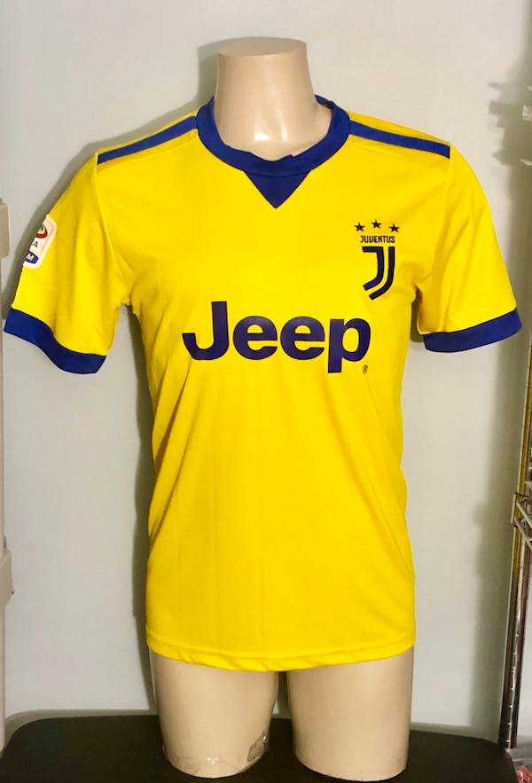 new concept 685ce a6471 Juventus # 7 Ronaldo Away Soccer Jersey SMALL ( S ) New. Was $35 Now $ 19 (  Price Not Negotiable ).New