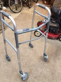 INVACARE FOLDING WALKER (300lbs) London, N6C 1J5