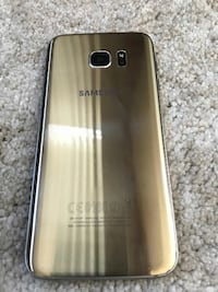 oro Samsung Galaxy S7 edge