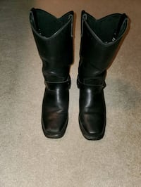 Motorcycle boots, size 12. Wore only a few times. Sold bike so Manassas Park, 20111