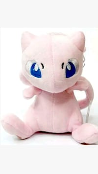 """6"""" mew Pokemon Meow suction cup NEW nip Manchester, 03103"""