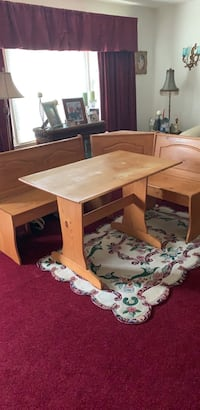 Kitchen Table  with bench  New Castle, 19720
