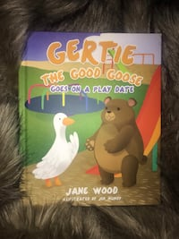 brand New: Gertie The Good Goose