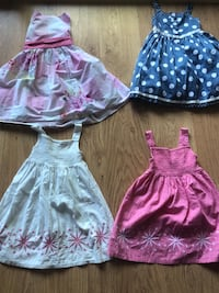 Dresses from the U.K.  Herndon, 20170