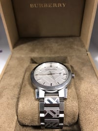 Burberry Watch Rocky View No. 44, T2P 2G7