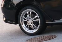 245/45/19 rims with tires Coquitlam, V3B