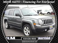 2011 Jeep Patriot Latitude Baltimore