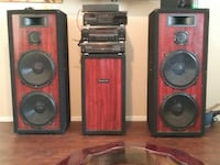 Teckwood surround sound system