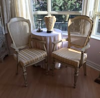 two brown wooden windsor chairs Vaughan, L4L 1S2