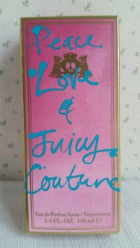 Juicy couture perfume brand new Mississauga