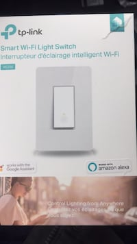 Tp link smart wifi light switch New Thorold, L0S