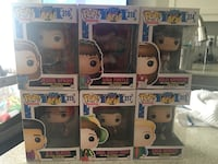 Funko Pop! Saved By The Bell entire collection  Caledon, L7E 4K6
