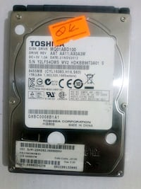 1tb notebook hard disk