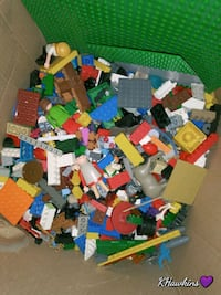 assorted color plastic toy lot Medford, 97501