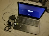 ASUS 2 in 1 Touchscreen Laptop 62 km