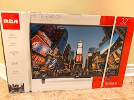 32 inch HD LCD TV - Brand New